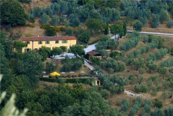 7 bedroom Villa in Massa e Cozzile, Tuscany, Italy : ref 2302115 - Image 1 - Massa e Cozzile - rentals