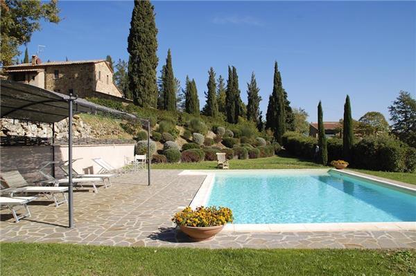 5 bedroom Villa in Cetona, Tuscany, Italy : ref 2302149 - Image 1 - Cetona - rentals