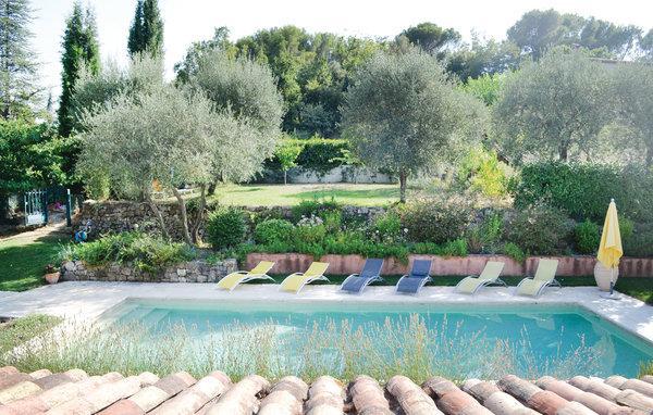 4 bedroom Villa in Le Rouret, Alpes Maritimes, France : ref 2303486 - Image 1 - Le Rouret - rentals