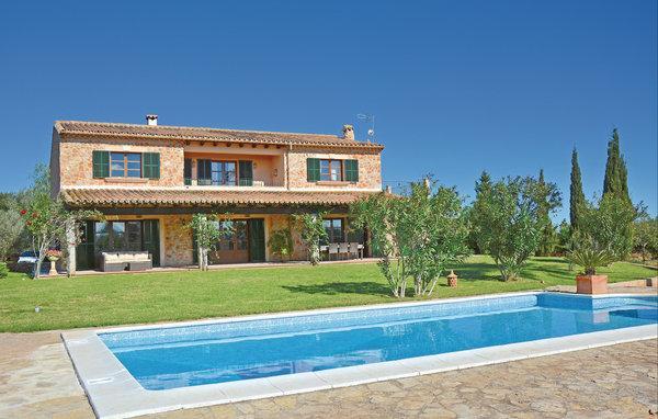4 bedroom Villa in Inca, Majorca, Mallorca : ref 2304032 - Image 1 - Inca - rentals