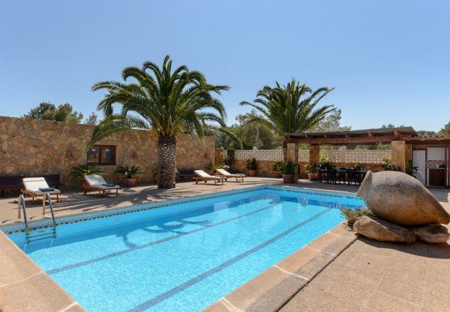 3 bedroom Villa in Sant Antoni De Portmany, Ibiza, Ibiza : ref 2306371 - Image 1 - Sant Antoni de Portmany - rentals