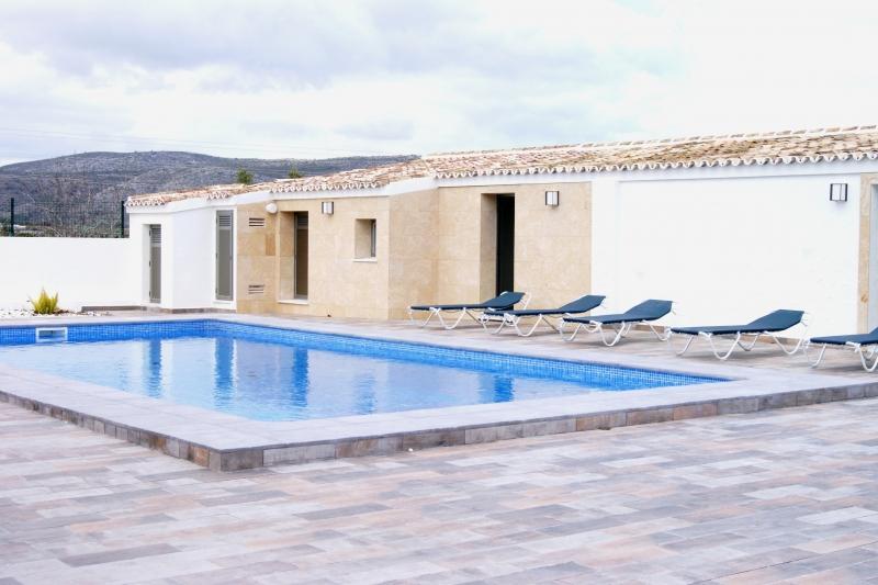 4 bedroom Villa in Moraira, Costa Blanca, Spain : ref 2307479 - Image 1 - Canor - rentals