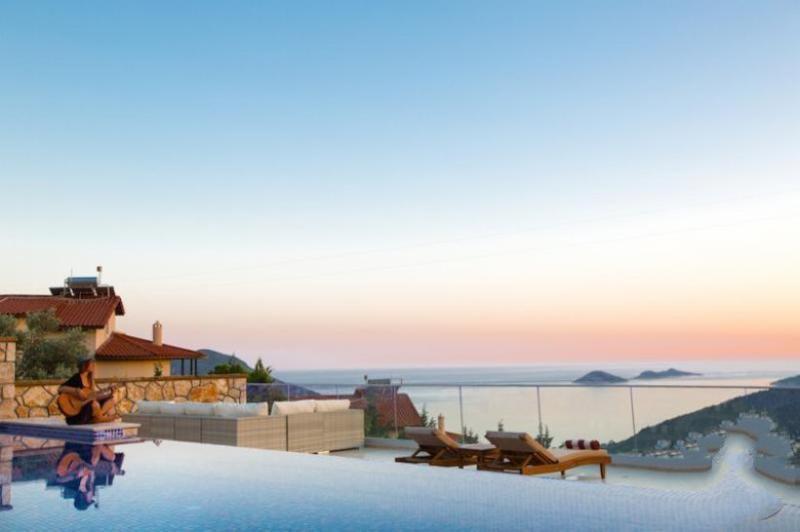 5 bedroom Villa in Kalkan, Mediterranean Coast, Turkey : ref 2308001 - Image 1 - Kalkan - rentals
