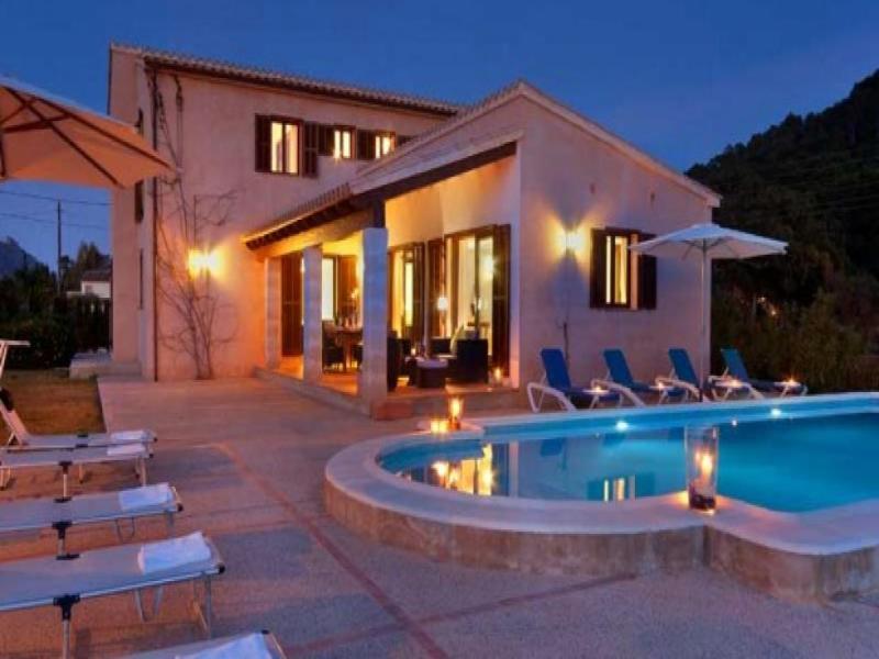 5 bedroom Villa in Puerto Pollenca, Mallorca : ref 3061 - Image 1 - Port de Pollenca - rentals