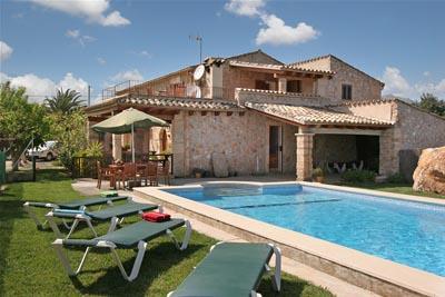 5 bedroom Villa in Pollenca, Mallorca : ref 3232 - Image 1 - Pollenca - rentals