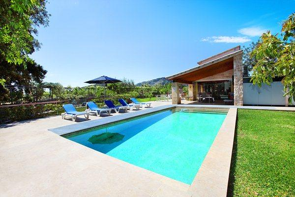 3 bedroom Villa in Pollenca, La Font, Mallorca : ref 3237 - Image 1 - Pollenca - rentals