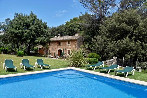 3 bedroom Villa in Pollenca, Mallorca, Mallorca : ref 3241 - Image 1 - Pollenca - rentals