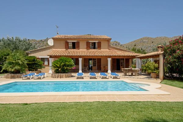 3 bedroom Villa in Pollenca, Mallorca, Mallorca : ref 3255 - Image 1 - Pollenca - rentals