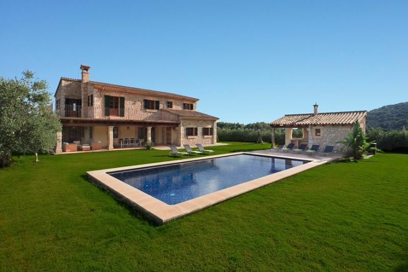 4 bedroom Villa in Sa Pobla, Mallorca, Mallorca : ref 3778 - Image 1 - Sa Pobla - rentals