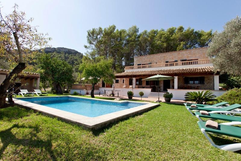 5 bedroom Villa in Pollença, Mallorca, Mallorca : ref 3784 - Image 1 - Pollenca - rentals