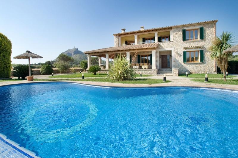 5 bedroom Villa in Alcudia, Mallorca, Mallorca : ref 3789 - Image 1 - Alcudia - rentals