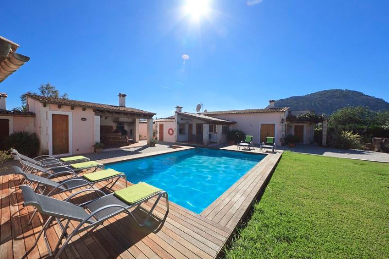 3 bedroom Villa in Pollença, Mallorca, Mallorca : ref 3795 - Image 1 - Pollenca - rentals