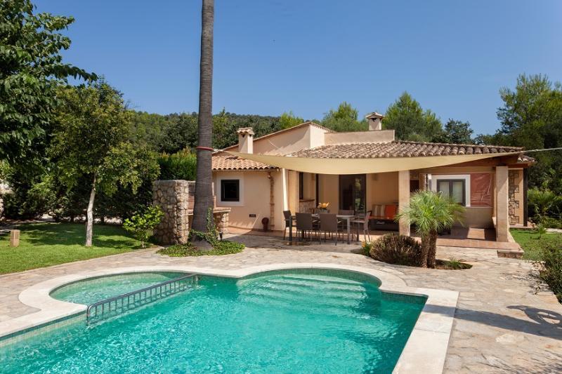 2 bedroom Villa in Pollença, Mallorca, Mallorca : ref 3796 - Image 1 - Pollenca - rentals