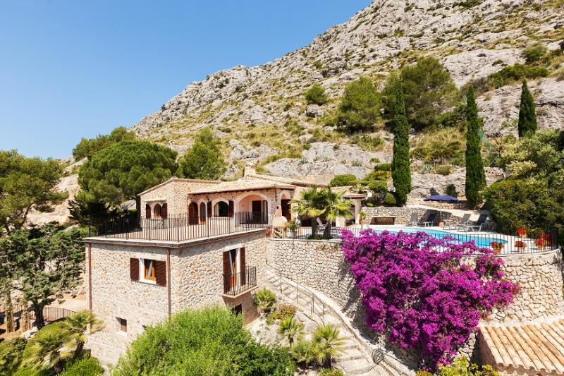 3 bedroom Villa in Pollença, Mallorca, Mallorca : ref 3836 - Image 1 - Pollenca - rentals