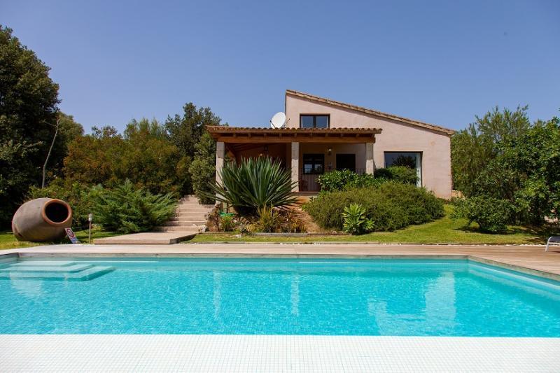 2 bedroom Villa in Pollença, Mallorca, Mallorca : ref 3839 - Image 1 - Pollenca - rentals