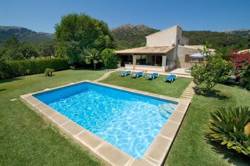 3 bedroom Villa in Pollença, Mallorca, Mallorca : ref 4005 - Image 1 - Pollenca - rentals