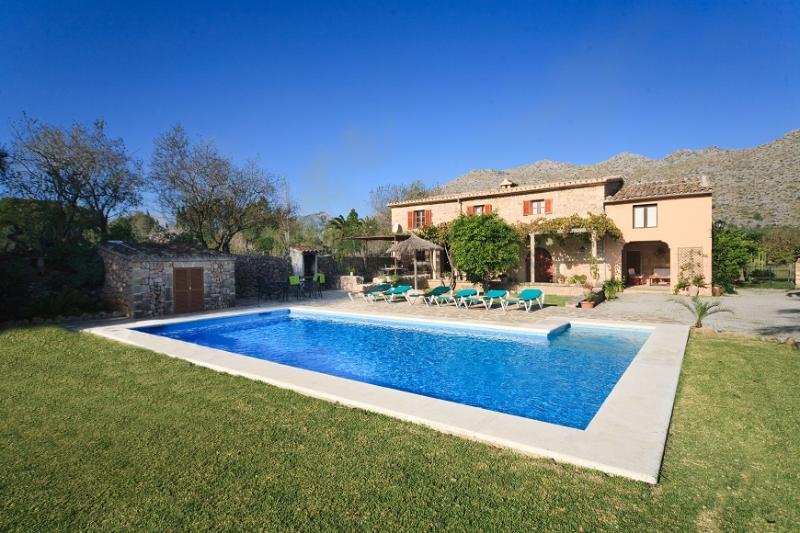 3 bedroom Villa in Pollença, Mallorca, Mallorca : ref 4007 - Image 1 - Pollenca - rentals