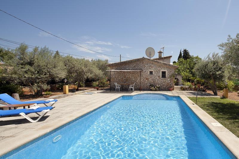 1 bedroom Villa in Pollença, Mallorca, Mallorca : ref 4010 - Image 1 - Pollenca - rentals