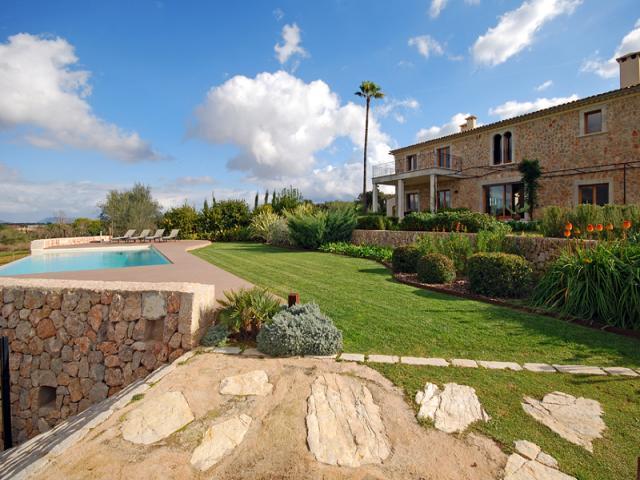 5 bedroom Villa in Inca, Mallorca : ref 4102 - Image 1 - Inca - rentals