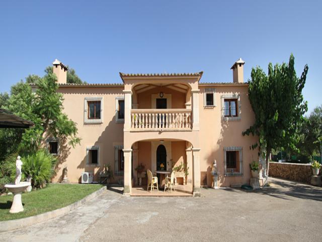 5 bedroom Villa in Algaida, Mallorca : ref 4339 - Image 1 - Algaida - rentals