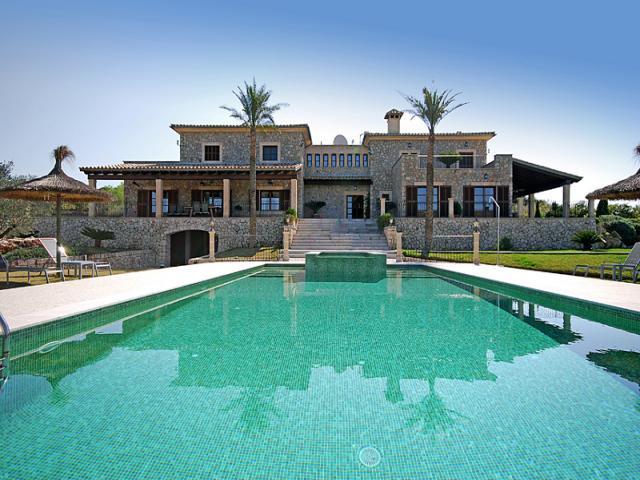 8 bedroom Villa in Ariany, Mallorca : ref 4331 - Image 1 - Ariany - rentals