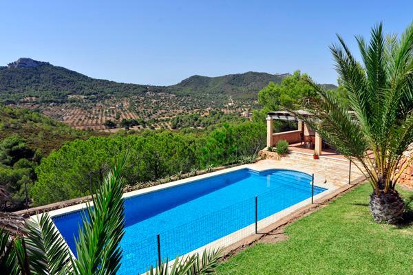 3 bedroom Villa in S Horta, Cala Dor, Mallorca : ref 4379 - Image 1 - S' Horta - rentals