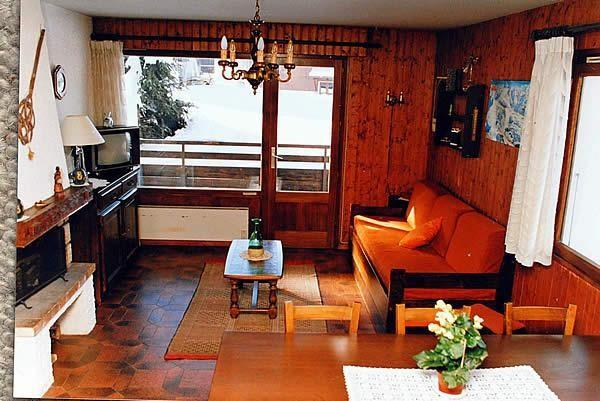 PISTE ROUGE A 2 rooms + small bedroom 6 persons - Image 1 - Le Grand-Bornand - rentals