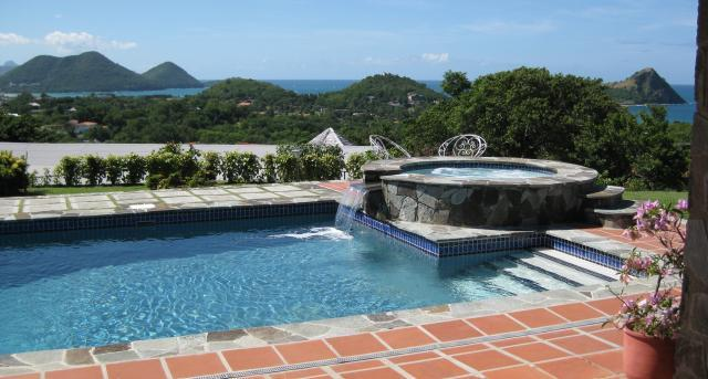 Comfortable family villa with great views. - Image 1 - Cap Estate - rentals