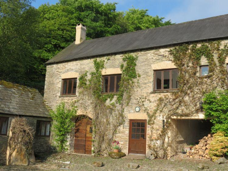 The Ballroom, Nr Wheddon Cross - Delightful converted cottage in rural Exmoor - sleeps 4 - Image 1 - Wheddon Cross - rentals