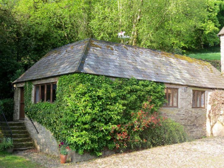 The Shippon, Nr Wheddon Cross - Image 1 - Wheddon Cross - rentals