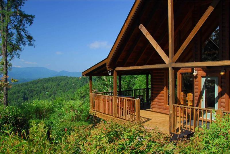 Lookout Ridge - Image 1 - Sevierville - rentals