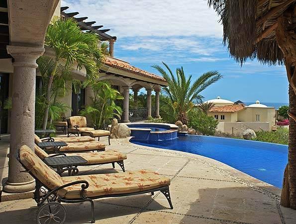 Villa Antigua - 5BR/7BA, sleeps 10, ocean view - Image 1 - Cabo San Lucas - rentals