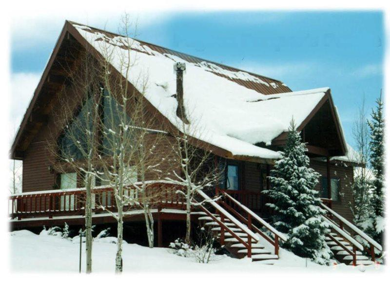 Peace in the Pines is a 3 bedroom vacation home in Pagosa Springs and is - Image 1 - Pagosa Springs - rentals