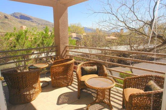 Balcony view - Canyon View 6131 - Tucson - rentals