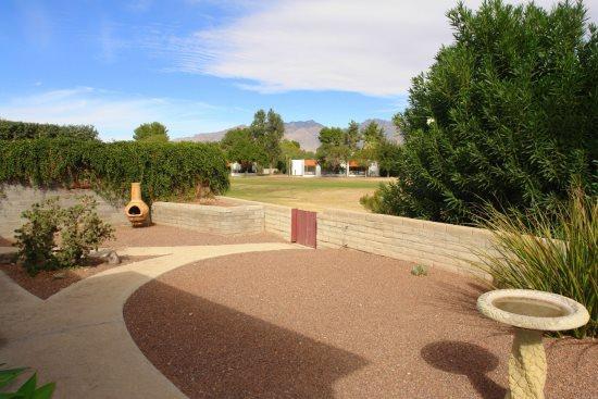 Back yard - El Dorado - Tucson - rentals