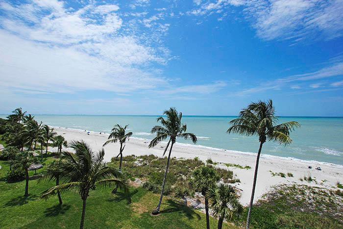 VIEW FROM UNIT - Pointe Santo A46 - Sanibel Island - rentals