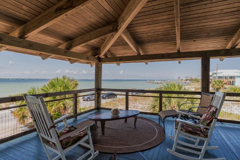 Charming Soundside Cottage - Sound Views - Image 1 - Pensacola Beach - rentals