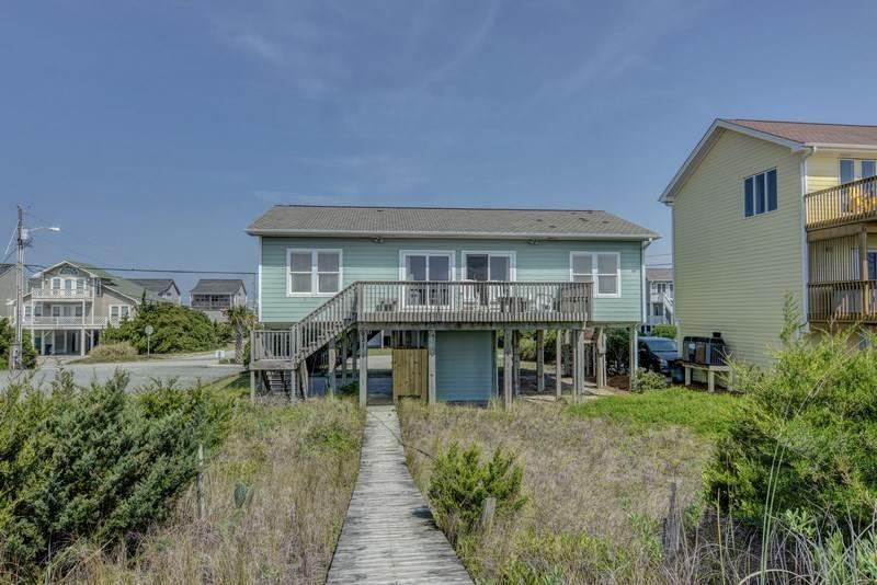 GREEN DOLPHIN - Image 1 - Topsail Beach - rentals