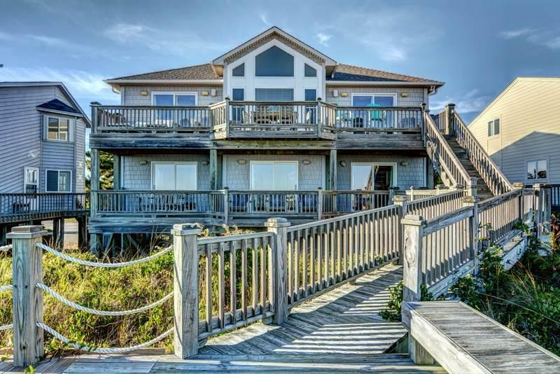 CARRLE/TRACHTMAN - Image 1 - Topsail Beach - rentals