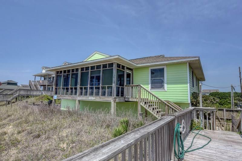 SANDWICHED - Image 1 - Surf City - rentals