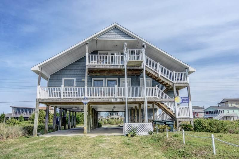 HEAVEN'S TO BETSY (JOHNSON COTTAGE) - Image 1 - Topsail Beach - rentals