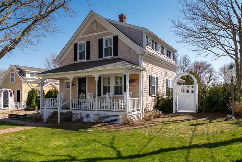 Front - Chatham Cape Cod Vacation Rental (11194) - Chatham - rentals