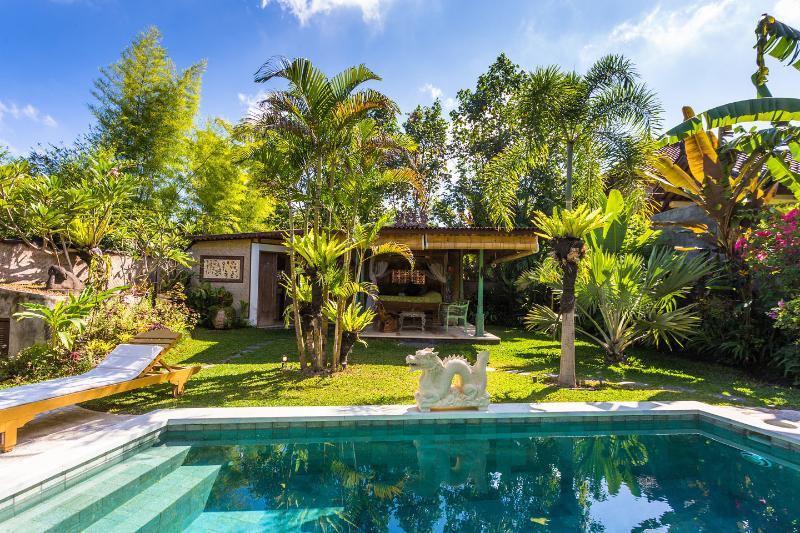 The Pool - Villa Delicious, exotic, In Ubud rice fields. - Ubud - rentals
