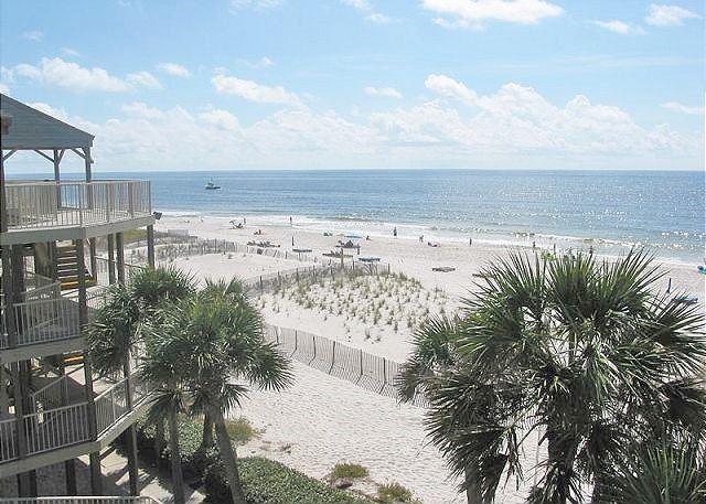 Sandpiper Beach View - Tastefully Decorated Beachside Condo~Bender Vacation Rentals - Gulf Shores - rentals