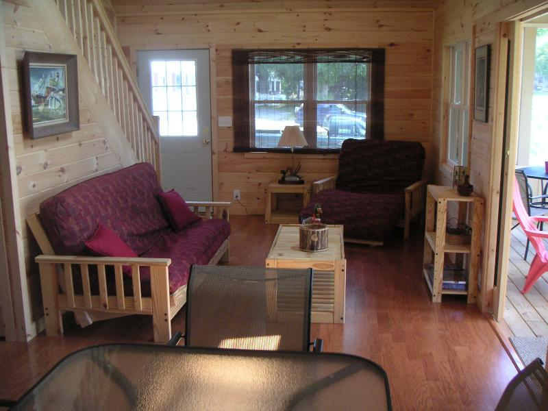 Common Area - Thousand Islands - Pike Lodge at Oak Point - Hammond - rentals