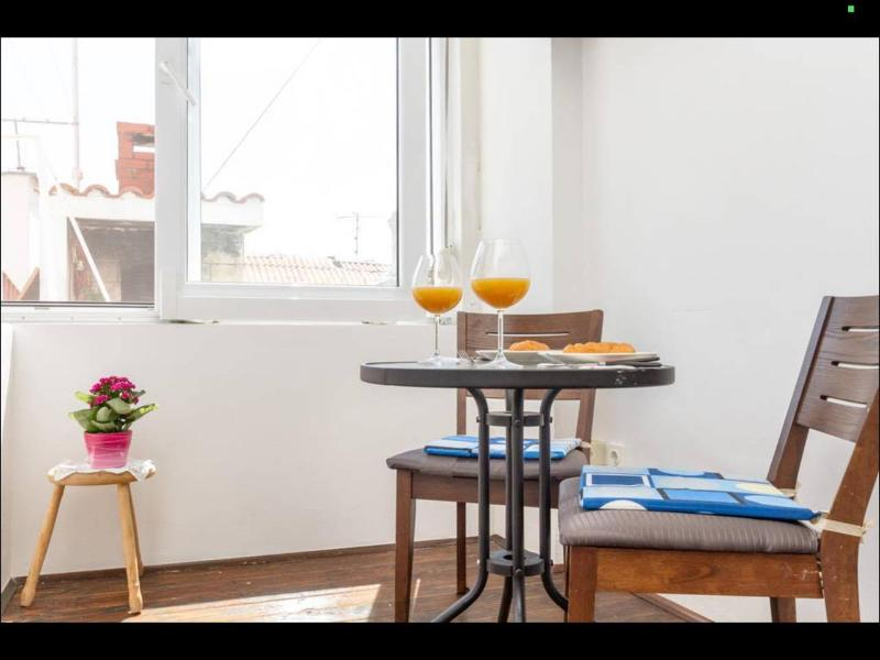 Balcony/Lounge on a sunny day - Lovely apartment at Marjan/center; Split! - Split - rentals