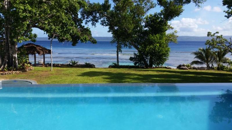 Pool and Ocean View - Sindiso - Port Vila - rentals
