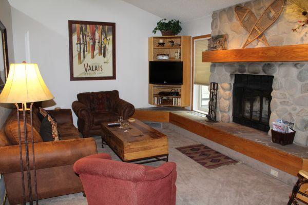 CC301 Cross Creek 2BR 2BA - Frisco - Image 1 - Powderhorn - rentals