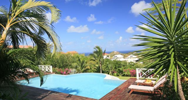 Villa Kessi - Ideal for Couples and Families, Beautiful Pool and Beach - Image 1 - Cap Estate - rentals