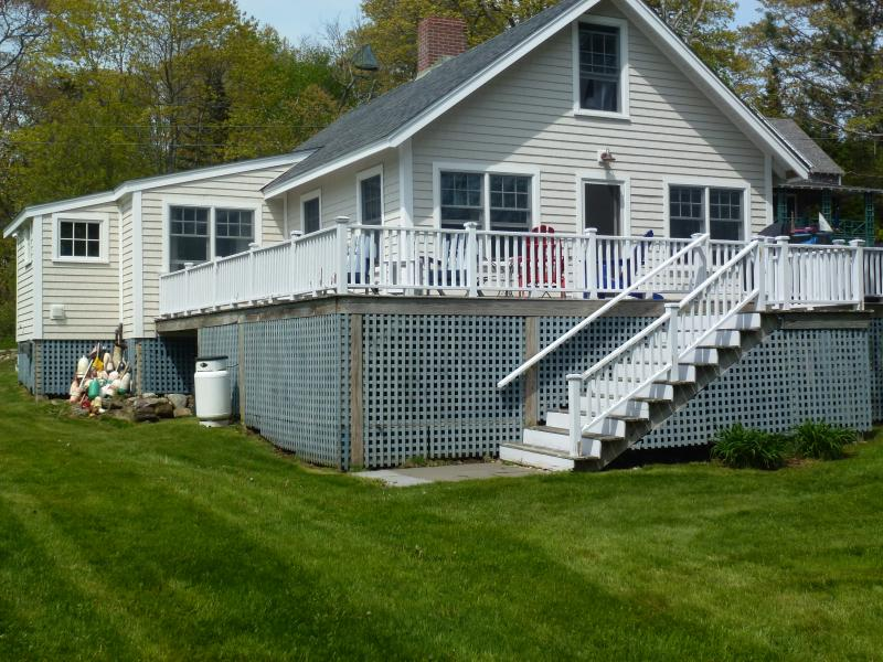 All Aboard Cottage - ALL ABOARD - East Boothbay - rentals